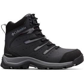 Columbia Gunnison II Omni-Heat Shoes Men black/ti grey steel